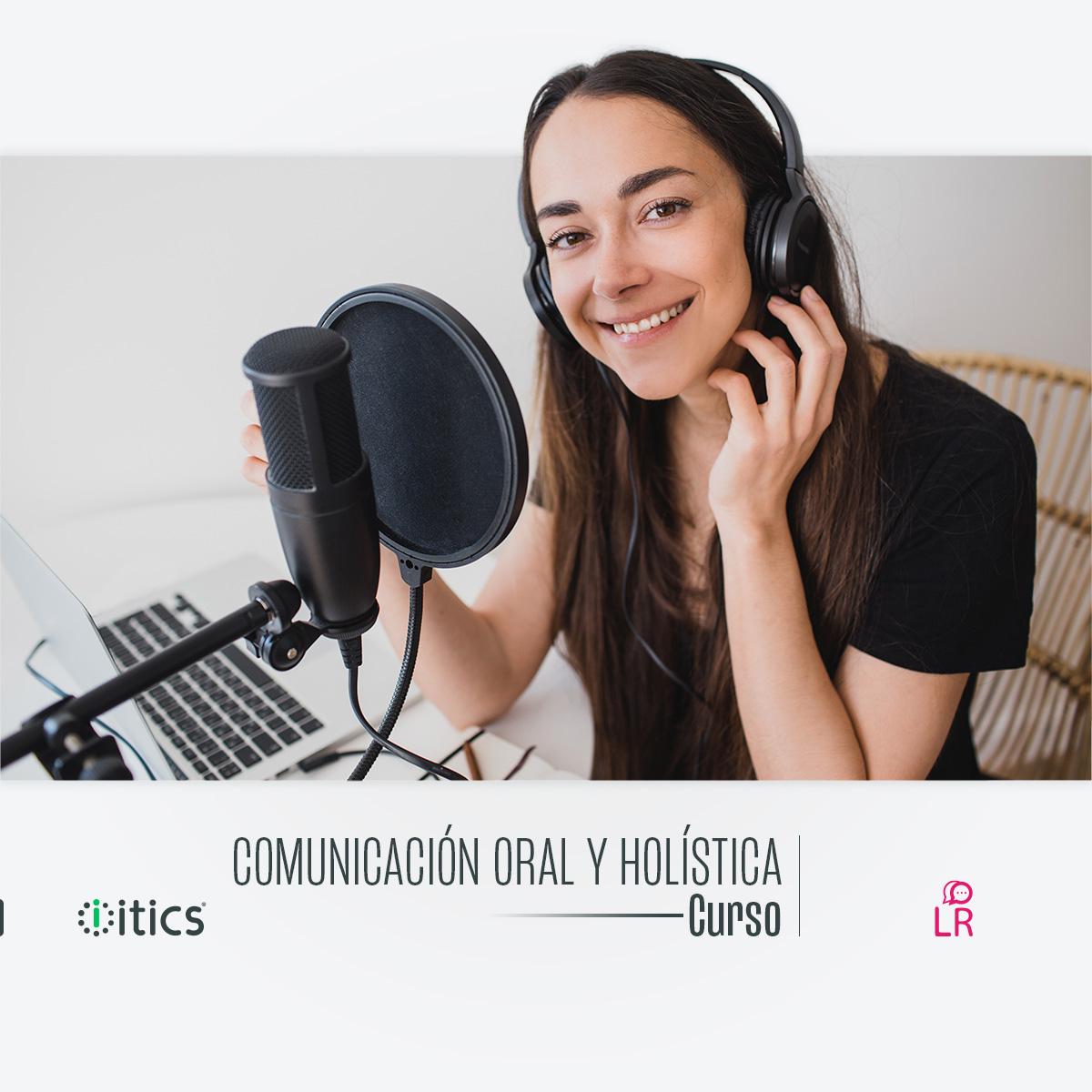 Course Image Comunicación Oral y Holística