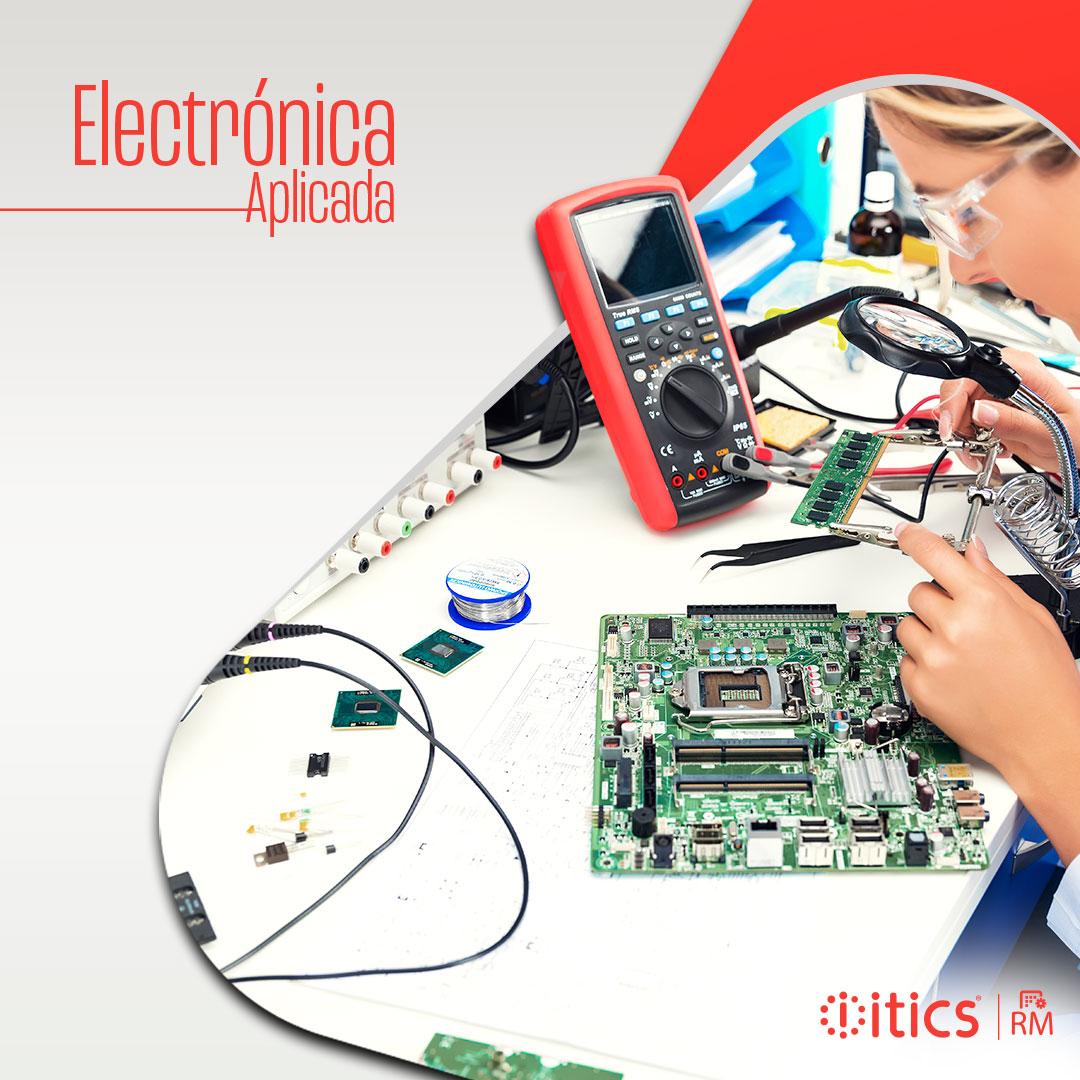 Course Image Electrónica Aplicada