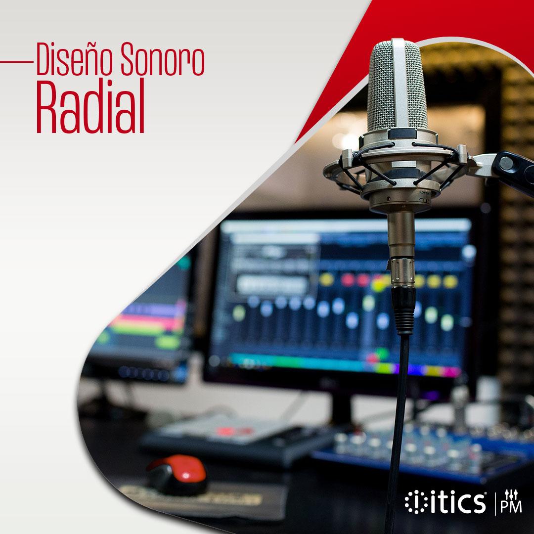 Course Image Diseño Sonoro Radial