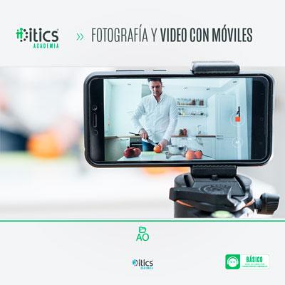 Course Image Fotografía y Vídeo con Móviles